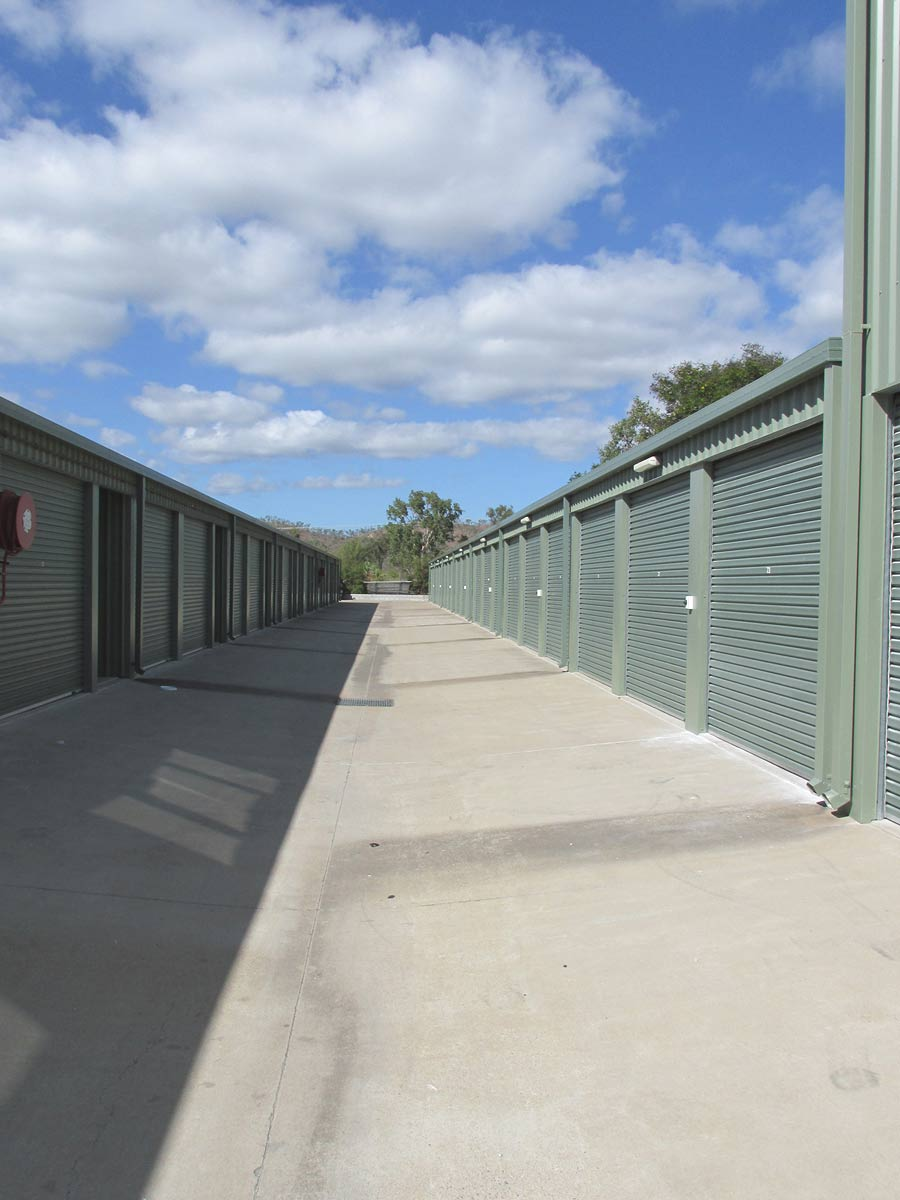 Townsville Storage Sheds